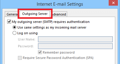 Hotmail IMAP and SMTP Settings